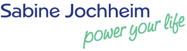 Logo Sabine Jochheim - power your life